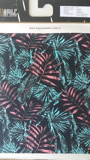 VEGLIA - swimwear fabric (circular knitted)