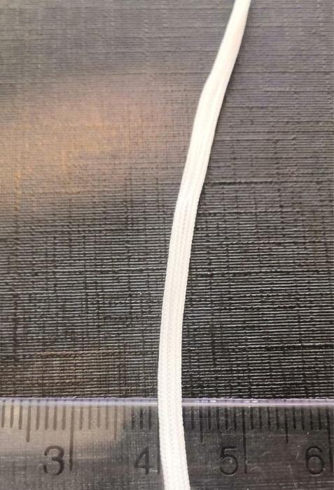 Șnur elastic   - Șnur elastic pentru producerea măștilor de protecție