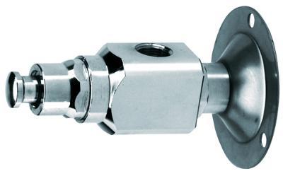 Miscelatore a ginocchio Cod. 3106 - Rubinetteria a pedale & Rubinetteria a ginocchio