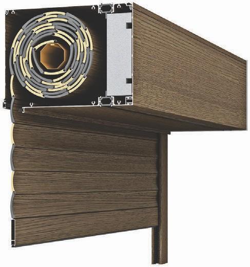 rooler blinds - external shutters