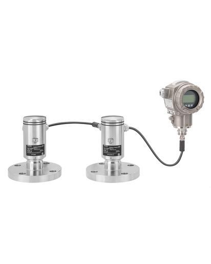 Transmetteur de pression différentielle électronique... - Mesure de pression Transmetteur de pression différentielle FMD71
