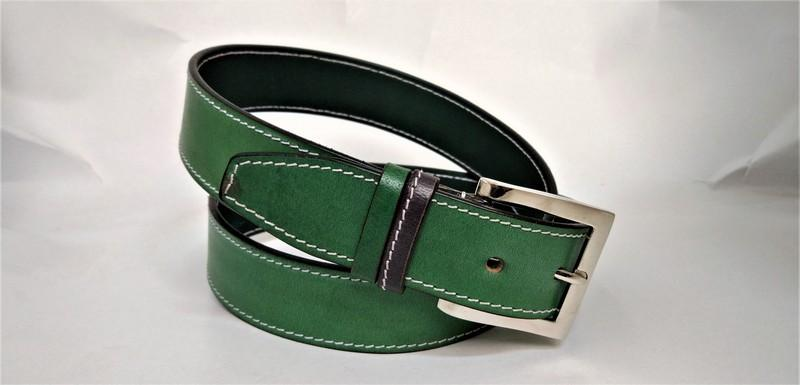 Leather belt for Ladies and Gents - manufacturer of leather belt
