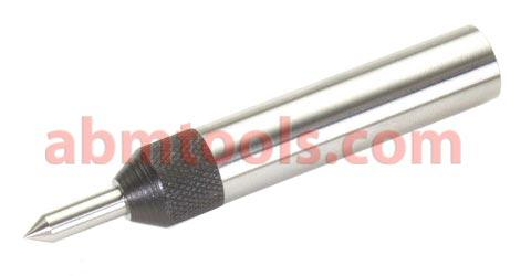 Tap Guide Knurled Body - Start every tap straight with this tool. Hardened shank and tension pin.