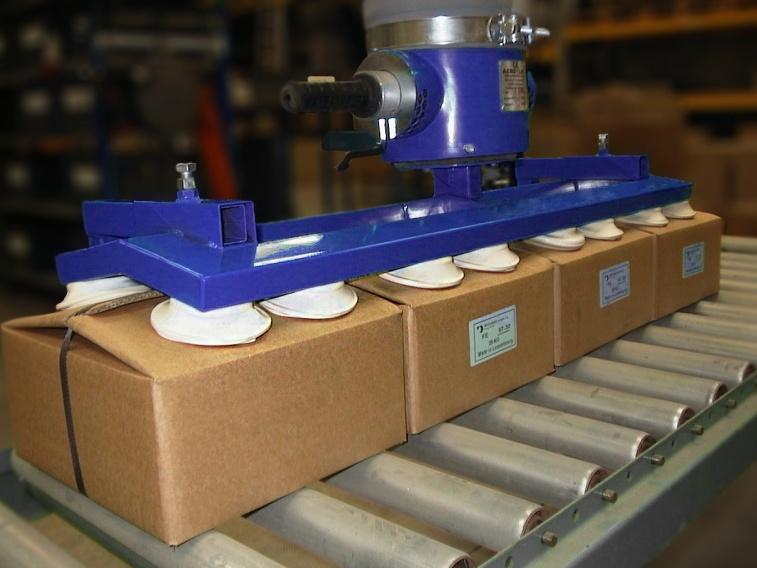 Suction pads / Load handling devices - null