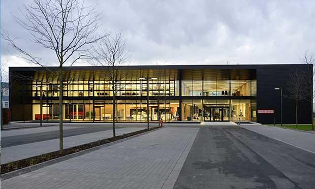Novelis Aluminum Facades - Architecture & Construction