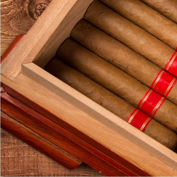 Sigari e cigarillos - Tutte le soluzioni per la codifica e marcatura su sigari e cigarillos