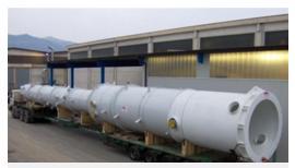 column stripper - Pressure Vessels
