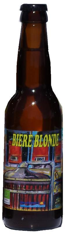 Bière blonde Bio 33cl - Boissons