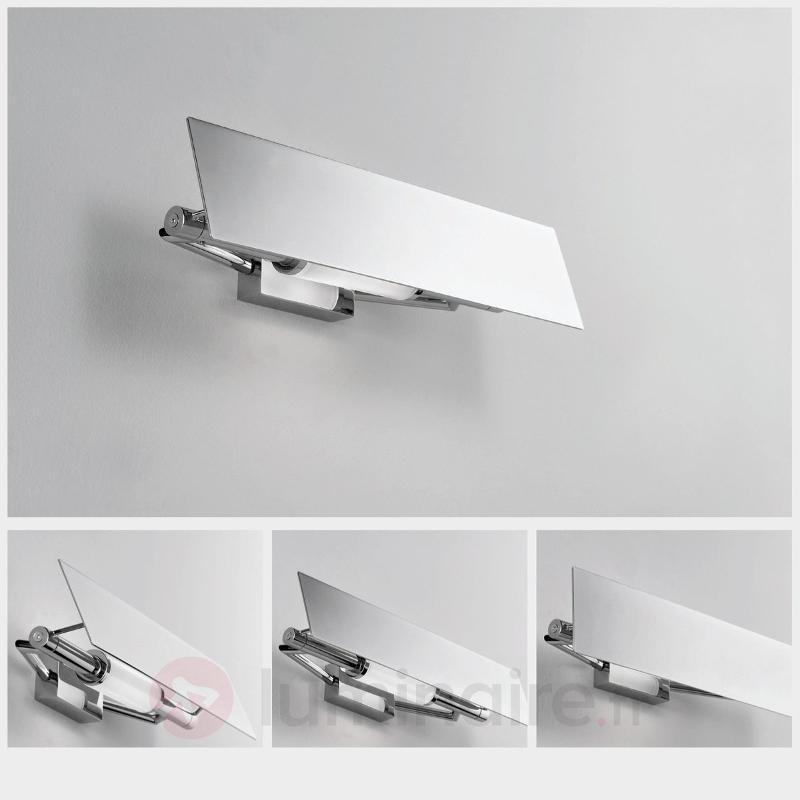 Applique MUVI chrome brillant - Appliques design