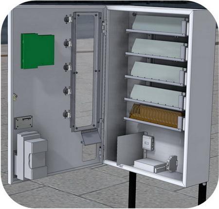 Snack vending mini machine