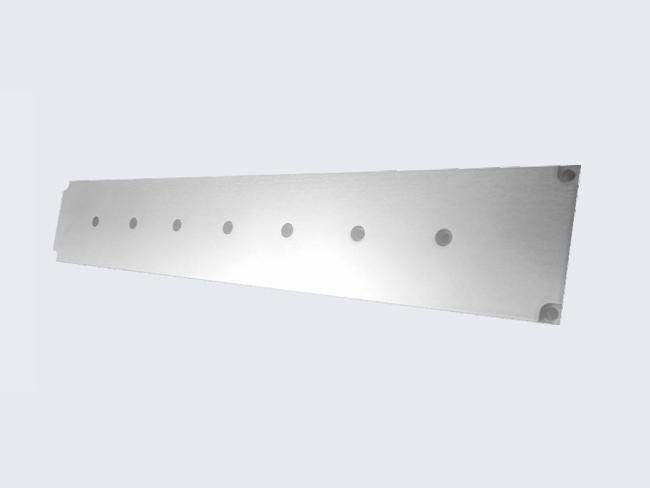 Objetivo de aluminio de titanio - d002