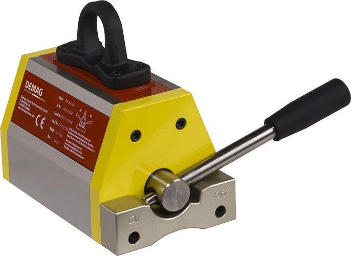 Magnete di sollevamento permanente - DPM series - Affidabilità di tenuta per materiale piatto e tondo