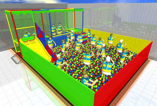 Fun Ball World (FBW)   - Play Zones