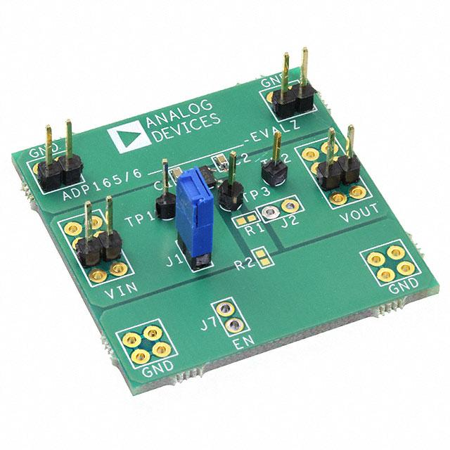 EVAL BOARD LDO REG LOW Q - Analog Devices Inc. ADP165Z-REDYKIT