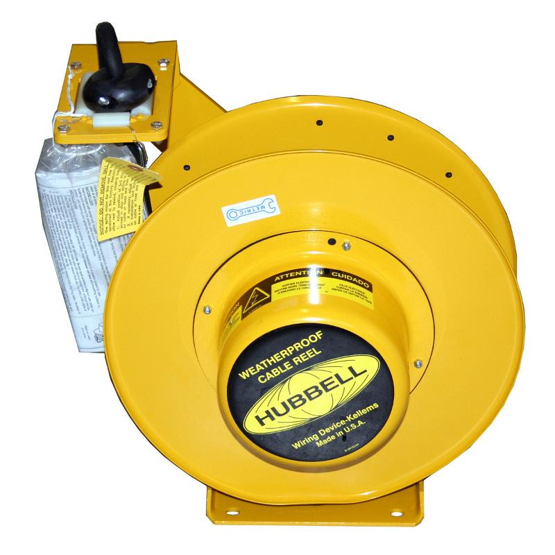 Wire/Cable/Hose Management - Cable Reels - HBL501232W