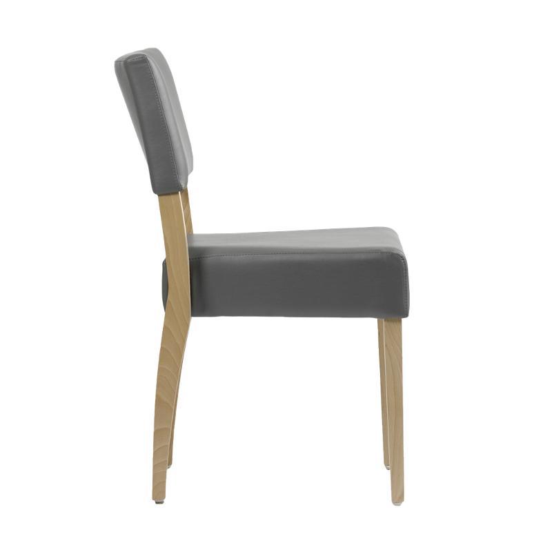 Stapelbare stoel Bologne - catalogus office