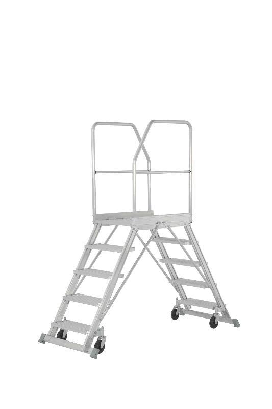 Plateformes roulantes - Plate-forme roulante avec 2 accès