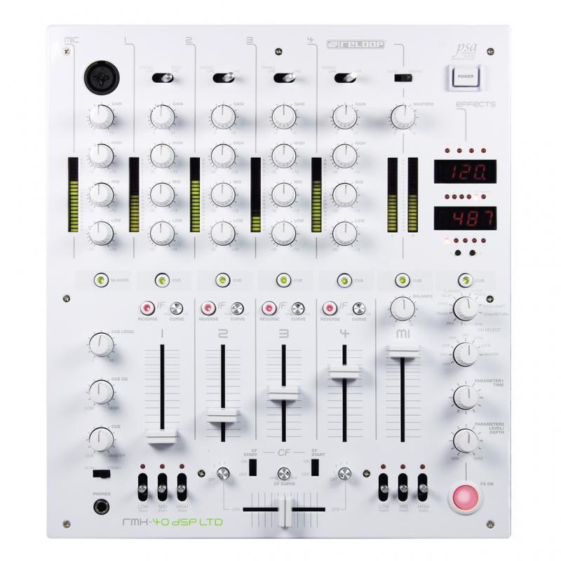 DJ-Mixer - Reloop RMX-40 DSP Ltd.