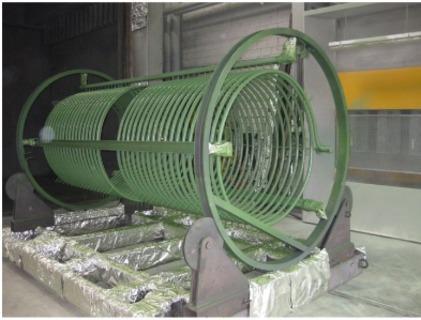 Kunststoffbeschichtung - E - CTFE / Halar ® - null