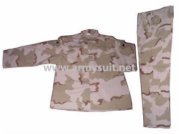 ACU Style 3 Color Desert Camo Uniform - PNS2000