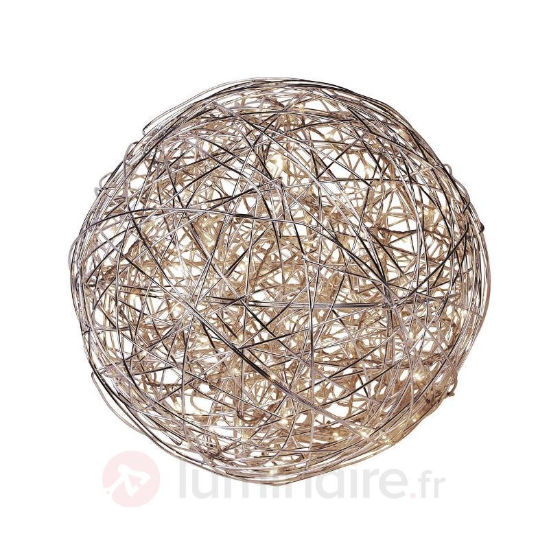 Lampe décorative LED insolite BUSHU, 30 cm - Lampes décoratives d'extérieur