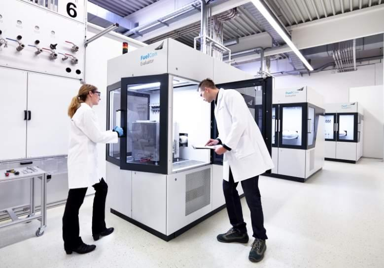 Prüfstand für SOFC Hot-Boxen und Brennstoffzellensysteme - Prüfstand für SOFC/SOEC Hot-Boxen und Brennstoffzellensysteme für bis zu 25 kW