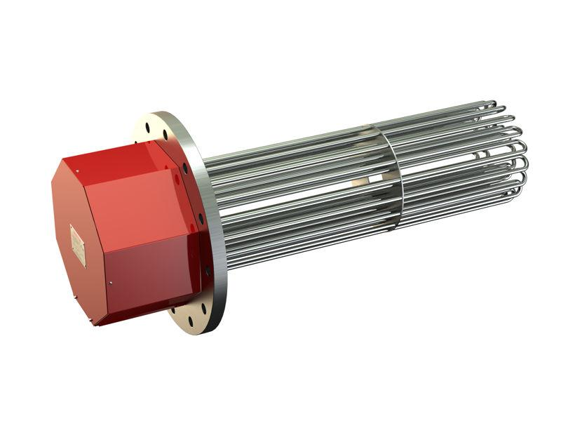 Flanged heaters - Industrial heaters