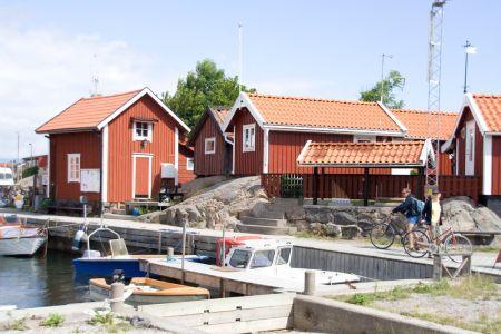 Ferienhaus in Schweden mieten, am Meer oder am See