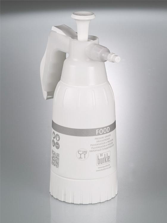 Pulverizador a presión - Pulverizador a presión, Turn'n'Spray & Food