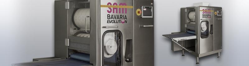 System, Anlagen und maschinen der Bäckereitechnik - Bavaria Evolution