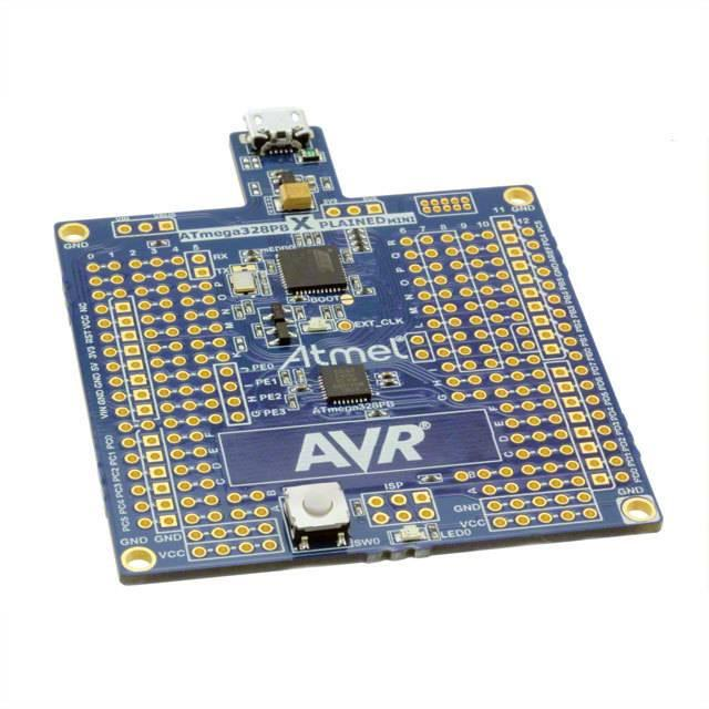 EVAL KIT FOR ATMEGA328 - Microchip Technology ATMEGA328PB-XMINI