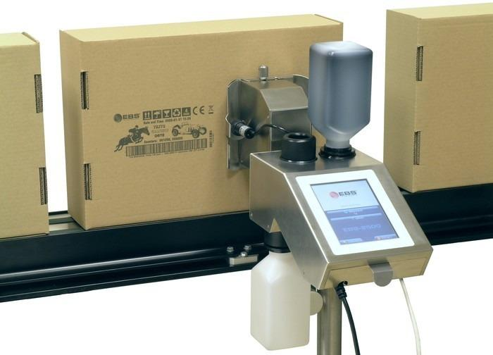 Komplettsystem für Beschriftung - EBS-2500 -