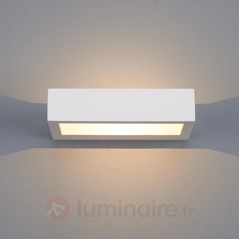 Applique LED Julika personnalisable - Appliques LED