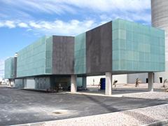 Fassaden aus GFK-Gitterrosten - null