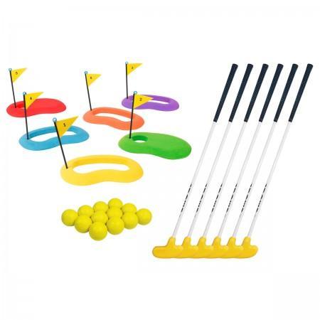 Mini Golf Initiation Set - New Sport Games