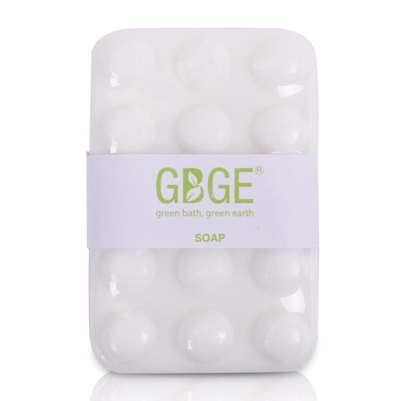 GBGE Class Clear Collection 30g Massage Soap -