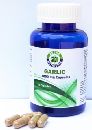 Garlic Capsules - Garlic Capsules