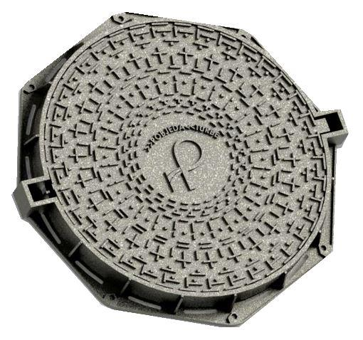 Manhole cover - Grey cast and nodular cast products