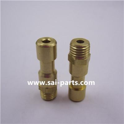 Brass Components Precision Turning -
