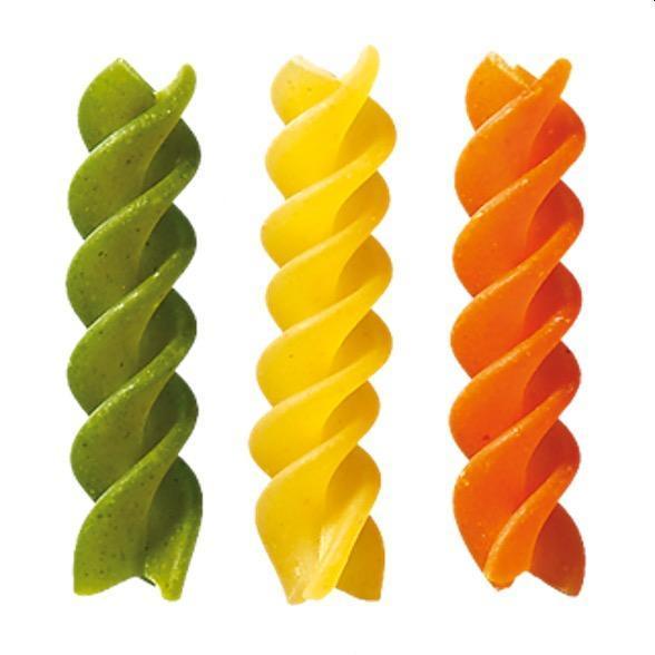 Tricolor Fusillini - null