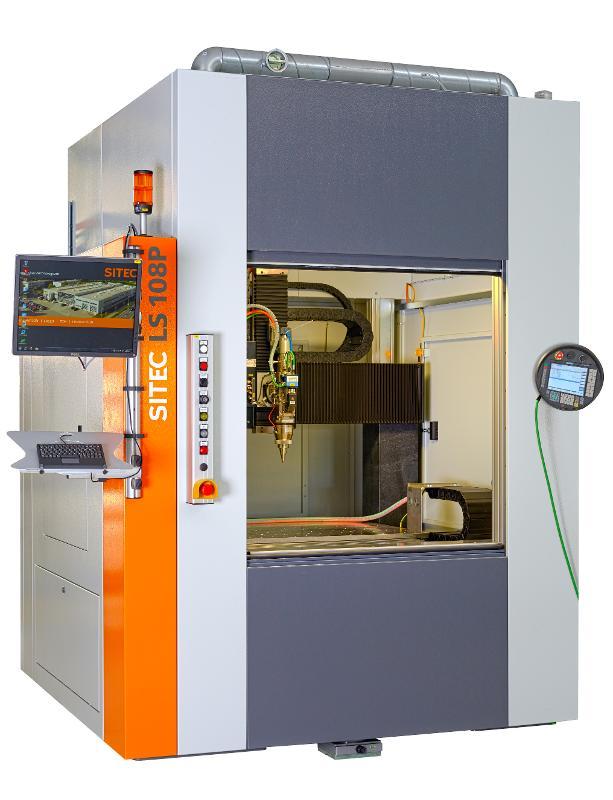 3D-CNC-Lasermaschinen, Baureihe LS - null