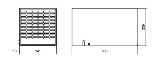 Dek08 Condizionatori Per Montaggio A Tetto - LINEA CLIMATIZZAZIONE