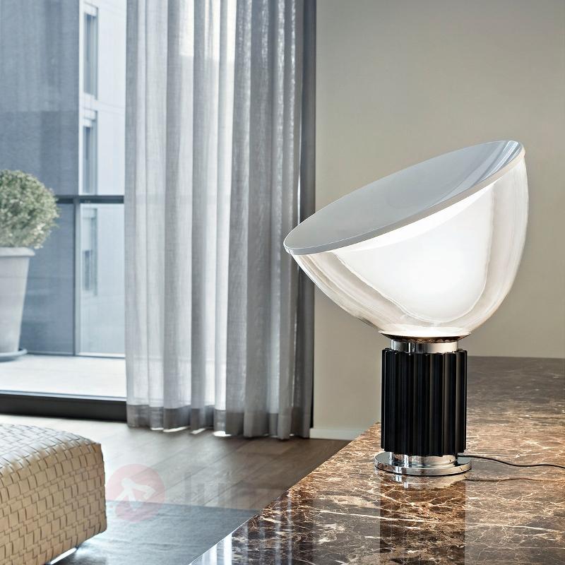 Lampe à poser de designer LED Taccia small - Lampes à poser designs