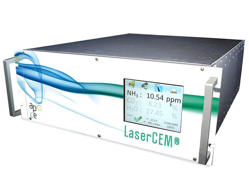 analyseur LaserCem®
