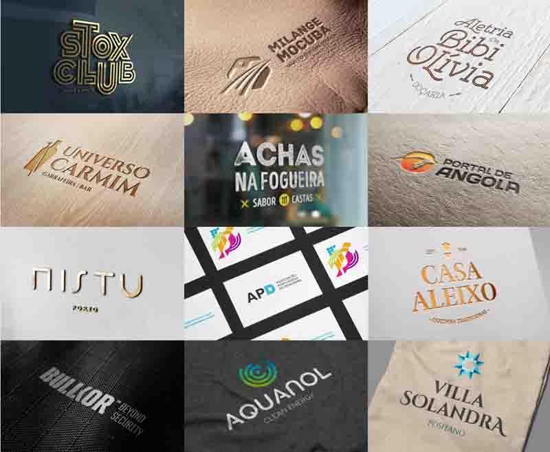 BRANDING PROJECTS - Projectos recentes de Branding e Logo  Design