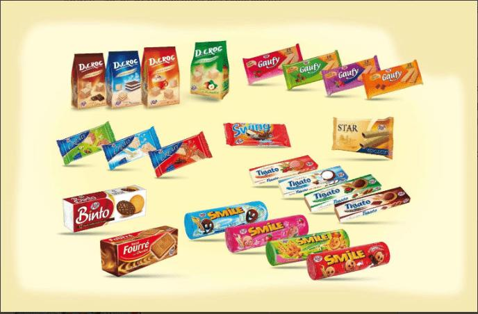 Biscuits & Gaufrettes / Biscuits & Wafers -