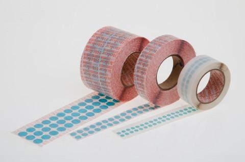 solder joints/surface protection, blue 6 mm - special paper, Steierform 87-40138