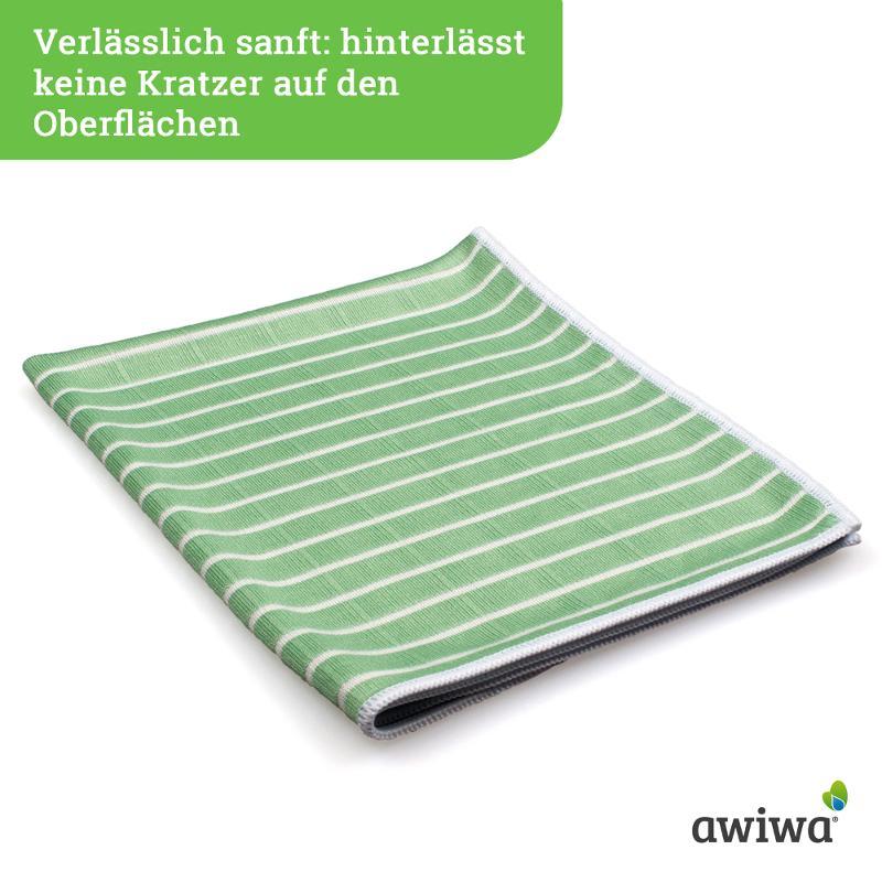 Bambus Reinigungstücher (5-er Set): nachhaltig putzen - Badreiniger
