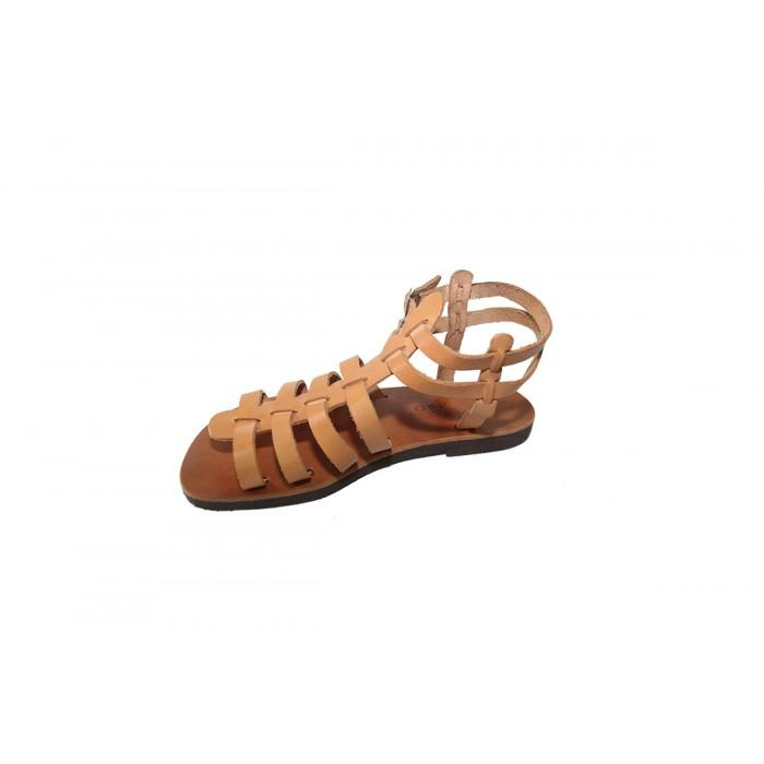 Sandals - Leather crafted sandals