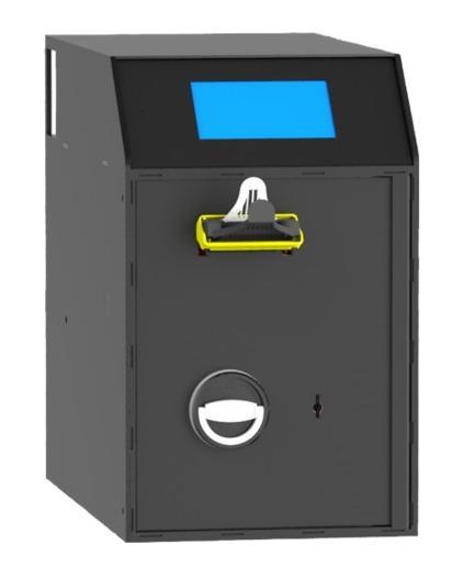 Kassierer-Einzahlautomat -